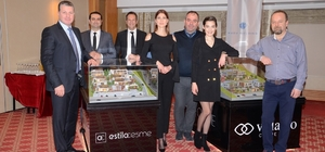 O holdingden İzmir, Eskişehir ve Çanakkale'ye dev yatırımlar