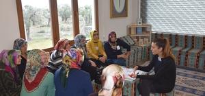 Kemalpaşa'da bilinçlenme eğitimlerinin startı kadınlardan