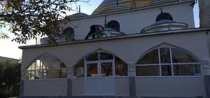 Efeler Belediyesi'nden Baltaköy Camisine destek