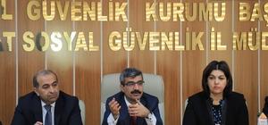 Yozgat'ta 'Çalışma Hayatında Milli Seferberlik' anlatıldı