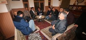 Başkan Özaltun, mahalle muhtarlarıyla buluştu