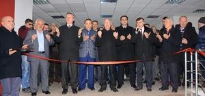 Başkan Acar düğün salonlarının açılışına katıldı