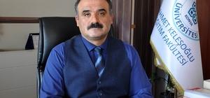 Ahmet Keleşoğlu'nun vefat yıldönümünde adını alan fakültelerden anma mesajı
