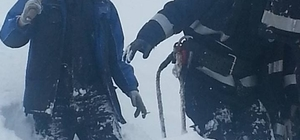 MEDAŞ ekiplerinin kar mesaisi sürüyor