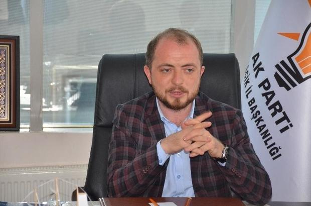 AK Parti Bilecik İl Başkanı Fikret Karabıyık: