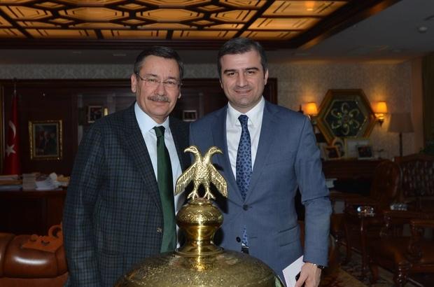 Başkan Yemenici, Ankara'da bir dizi temaslarda bulundu
