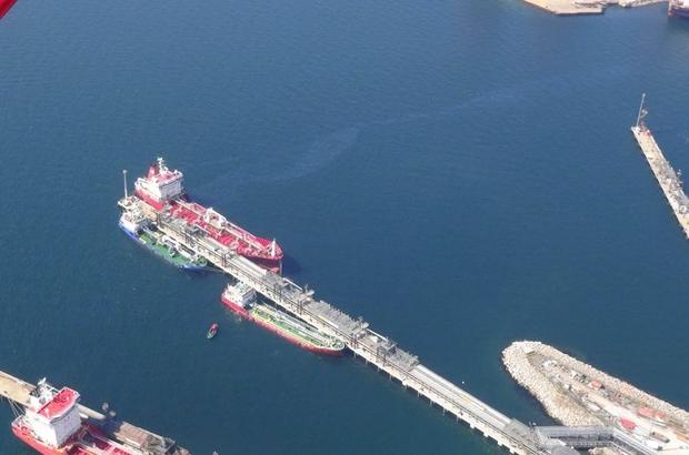 Körfez'i kirleten gemilere 884 bin 520 TL ceza kesildi