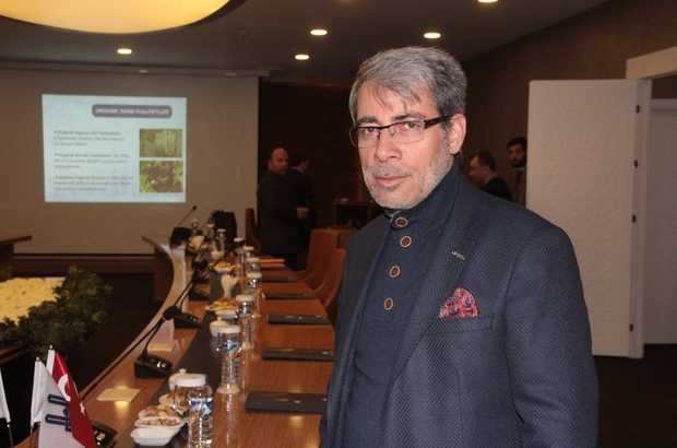 Arap işadamlarına Erzurum'un cazibe potansiyeli anlatıldı