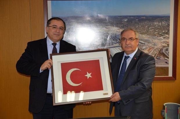 Genel Müdür Mehmet Şevki Erol: KÜMAŞ, Türkiye'nin en büyük refrakter malzeme üreticisidir