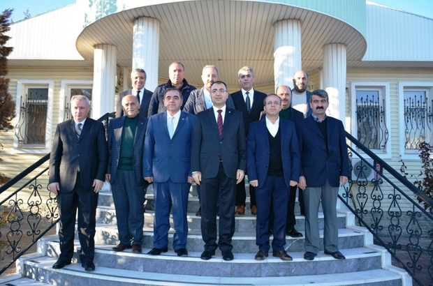 Malatya 2. OSB Müteşebbis heyet toplantısı yapıldı