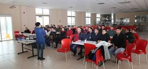 Turgutlu'ya daha iyi hizmet için eğitime devam