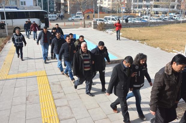 Kırşehir'deki FETÖ/PDY soruşturması