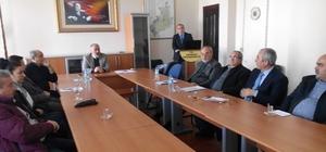 Emirdağ OSB 2016 yılının son toplantısını yaptı