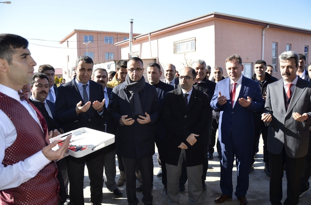 Cezaevi camisi ibadete açıldı