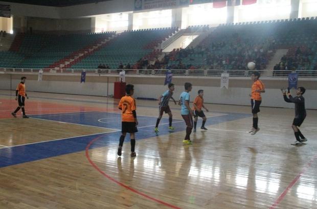 Diyarbakır'da futsal müsabakaları tamamlandı
