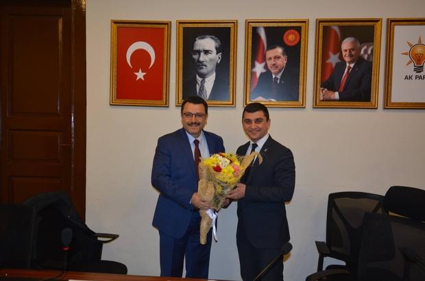 Başkan Genç, AK Partili gençler ile başkanlık sistemini konuştu