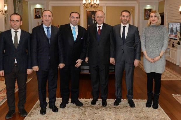 Yatırımlar Teşvik Komisyonu'ndan Vali Azizoğlu ve Başkan Sekmen'e destek teşekkürü