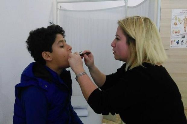Mardin'de 'Hızlı Antijen Testi' uygulaması başladı
