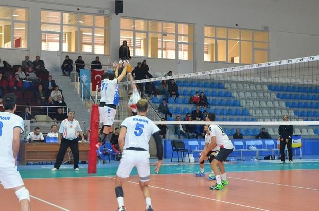 Palandöken Belediyespor, Eserspor'a şans tanımadı 3-0