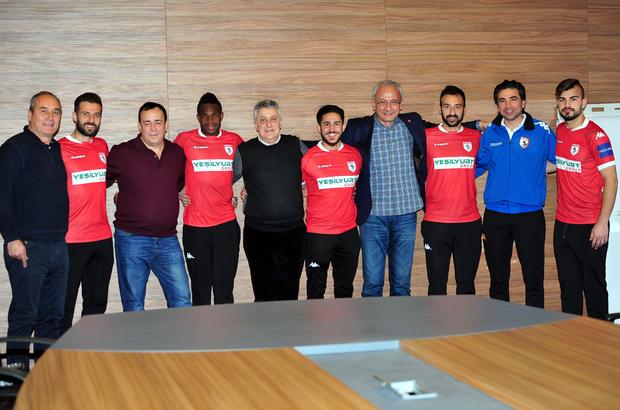 Samsunspor'un transfer yasağı kalktı