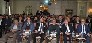 MÜSİAD van Şubesinin 5. Olağan Genel Kongresi yapıldı