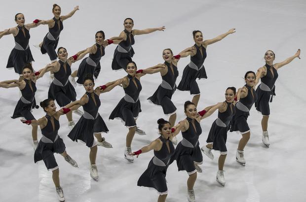 Senkronize Buz Pateni Türkiye Şampiyonası
