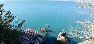 Falez halk plajları yeniden düzenleniyor