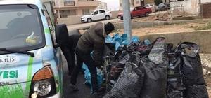 Kilis Belediyesi çöp toplamada büyükşehirleri geride bıraktı