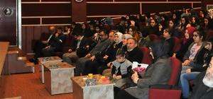 Akşehir'de aile eğitim seminerleri devam ediyor