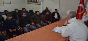 Yüksekova'daki fırıncılardan ortak havuz projesi