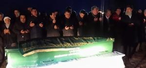 SGK Başkanı Mehmet Selim Bağlı'nın babası toprağa verildi