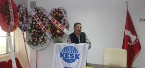 Eğitim-Sen Bergama'da yeni yönetim