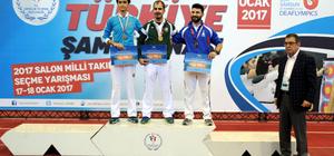 Okçuluk: 2017 Türkiye Salon Şampiyonası