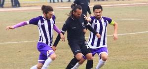 Nazilli Ankara'dan 2 puanla dönüyor