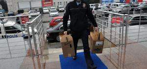 """Zonguldak'ta """"horoz dövüşü"""" operasyonu"""