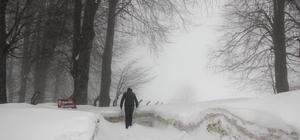 Yurtta kış