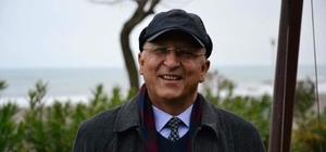 Emekli okul müdürü son yolcuğuna uğurlandı