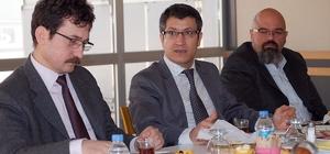 Rektör Taş, üniversitelerindeki FETÖ soruşturması hakkında bilgi verdi