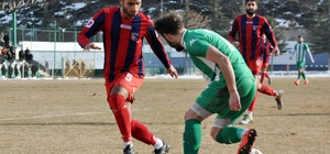 Anadolu derbisinin galibi Kırşehirspor