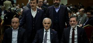 """""""MÜSİAD Bursa Şubesi 19. Olağan Genel Kurul Toplantısı"""""""