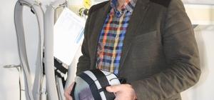 (Özel Haber) ERÜ'de saç dökülmesini engelleyen cihaz kemoterapi alan hastalara umut oluyor
