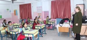 Kuşadası'nda çocuklar için geri dönüşüm eğitimi devam ediyor