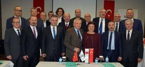 """""""Trakya'nın Vizyonu"""" Süleymanpaşa'da tartışıldı"""