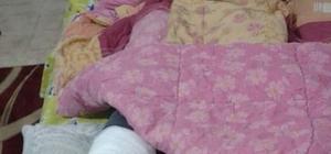 Başkan Bakırlıoğlu karda kayıp düşünce ayak bileğinin 3 yerinde çatlak oluştu