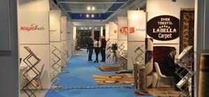 UR-GE destekli 12 Gaziantepli halı firması Domotex ile devler liginde