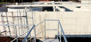 Kırıkhan'daki dev proje hızla ilerliyor