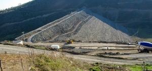 Samsun 19 Mayıs Barajı için gün sayılmaya başlandı