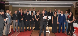 Çukurova Press kuruluş yıldönümünü kutladı