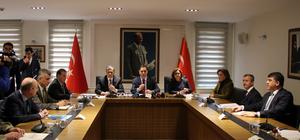 Kamu Başdenetçisi Malkoç, Gaziantep'te:
