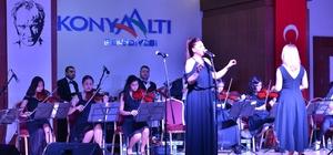 Konyaaltı'nda Keman Orkestrası Konseri
